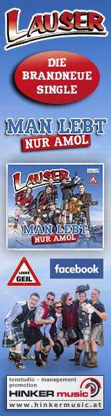 Die Lauser - Man lebt nur amol
