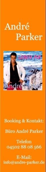 Andre Parker - Leben Pur
