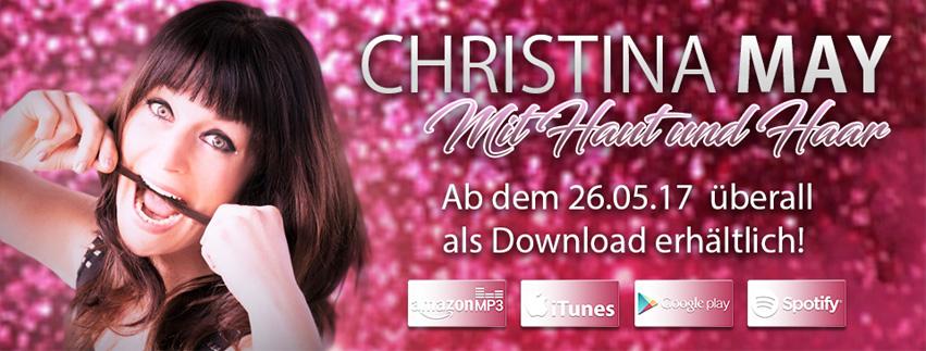 Christina May - Mit Haut und Haar