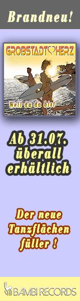 GroßstadtHerz - Weil du da bist