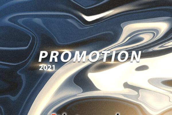 Neu in der Promotion 1 Januar 2021