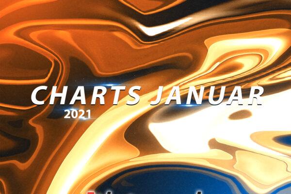 Der Podcast – Monatsauswertung der Charts – Januar 2021