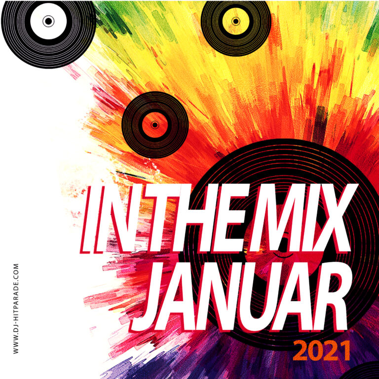 dj-hitparade – in the mix : Charts Januar 2021