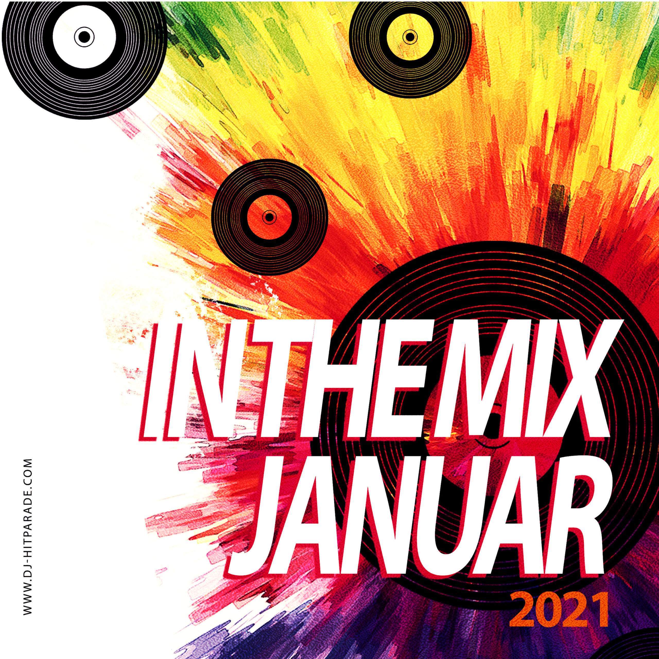 dj-hitparade – IN-THE-MIX : Charts Januar 2021