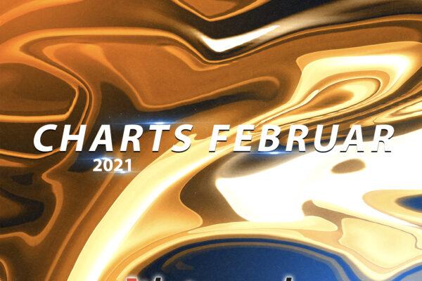 Der Podcast – Monatsauswertung der Charts – Februar 2021