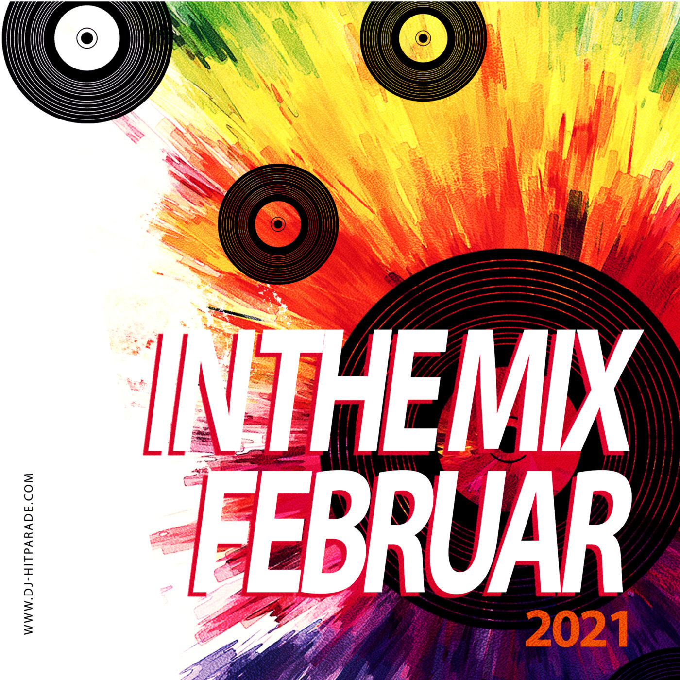 dj-hitparade – IN-THE-MIX : Charts Februar 2021