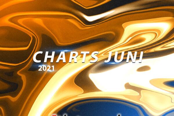 Der Musikcast – Monatsauswertung der Charts – Juni 2021