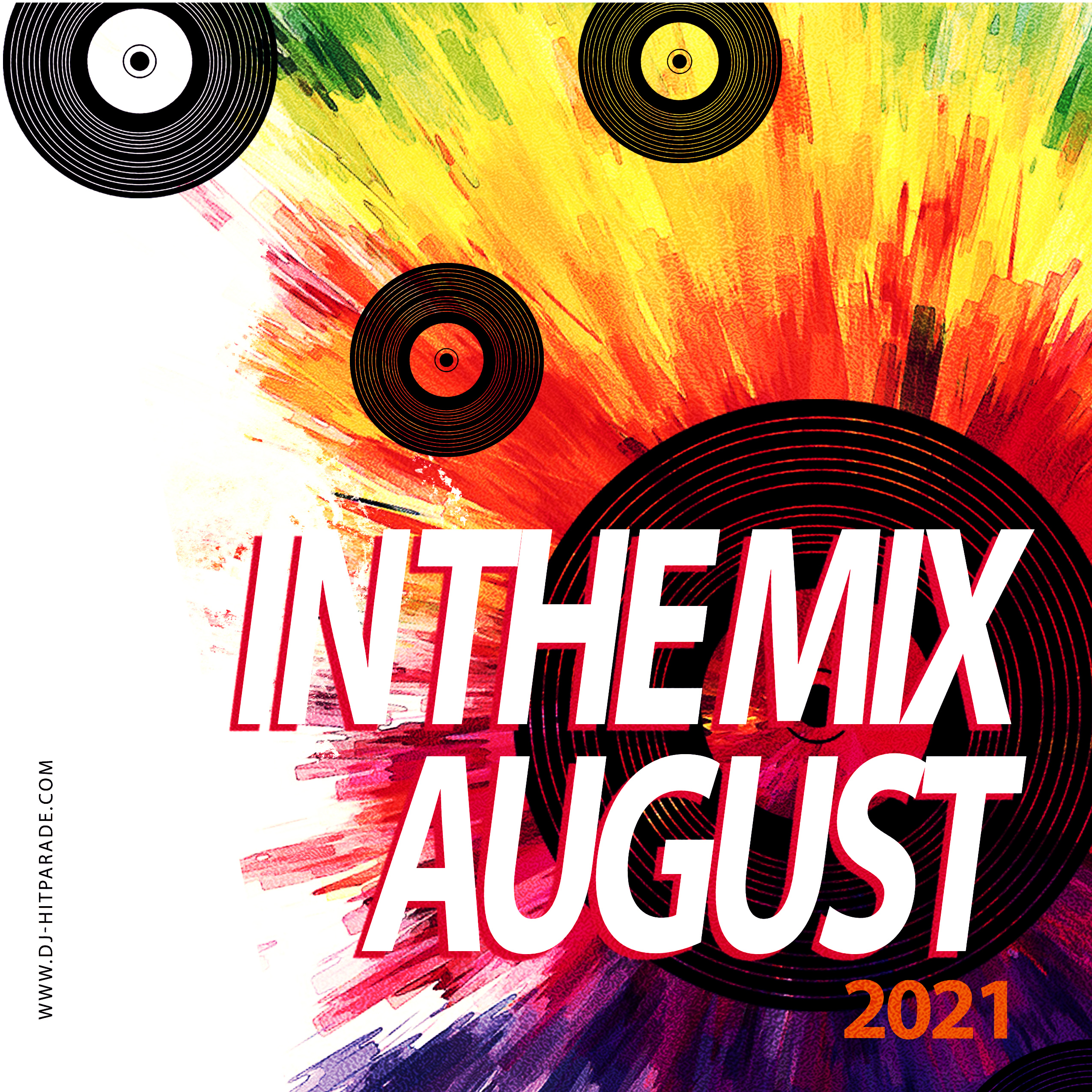 dj-hitparade – IN-THE-MIX : Charts August 2021