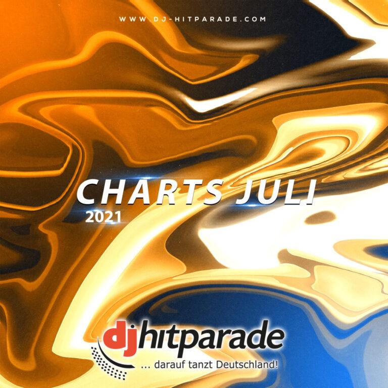 Der Musikcast – Monatsauswertung der Charts – Juli 2021